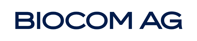 Logo der BIOCOM AG