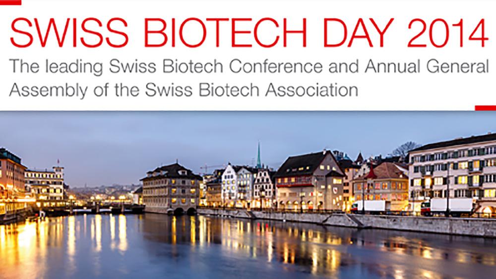 Swiss Biotech Day 2014