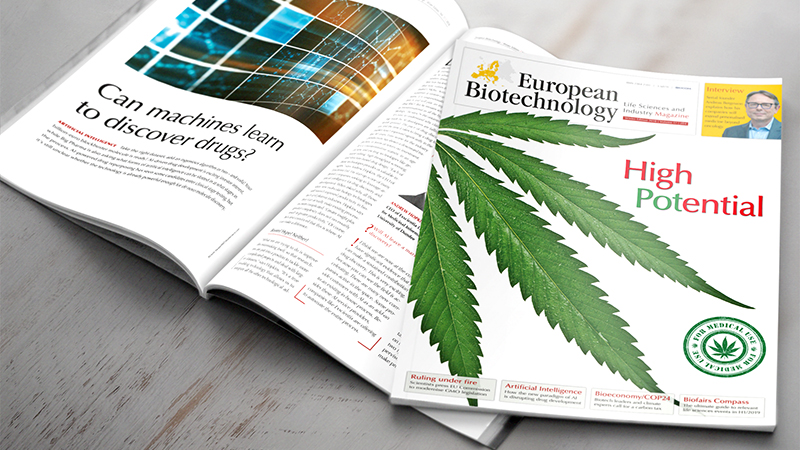 European Biotechnology Life Sciences and Industry Magazine