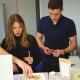 Junge Menschen auf dem ZukunfstWorkshop von Fraunhofer